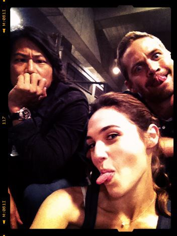 Fast and Furious 6: Paul Walker, Gal Gadot, Sung Kang
